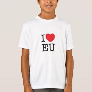 Ungar mig hjärtaEGT-tröja T Shirts