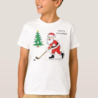 Ungdom för hockeySanta jul Tröjor