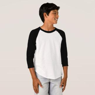 Unge amerikandräkt 3/4 sleeveRaglanT-tröja T-shirt