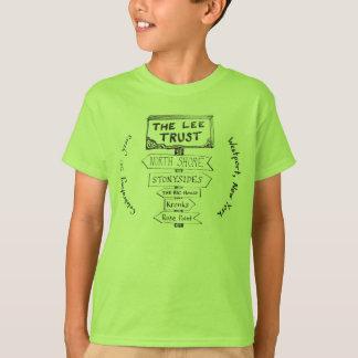 Unge för årsdag för Lee förtroende 50th T Shirts