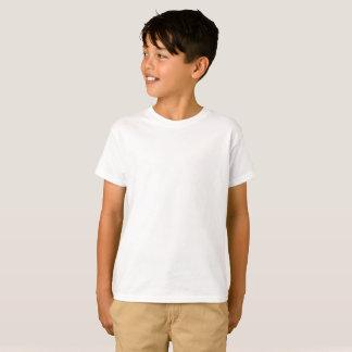 Unge Hanes TAGLESS® T-tröja T-shirt