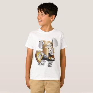Unge krigare för romare för råtta för Hanes Tee Shirt