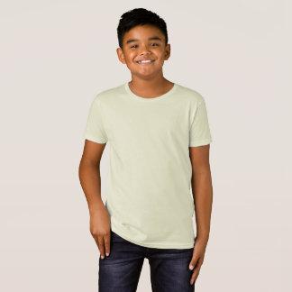 Unge organisk T-tröja för amerikandräkt Tshirts