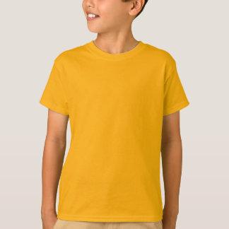 Unge t-skjorta DIY tillfogar text avbildar T-shirts