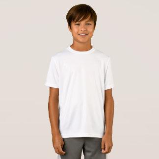 Unge T-tröja för Sport-Tekkonkurrent T-shirt