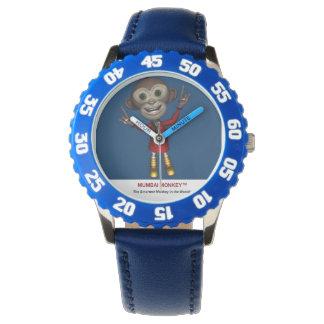 Ungeklocka - Mumbai Monkey™ Armbandsur