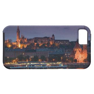 UNGERN Budapest: Slottbacke, Calvinistkyrka iPhone 5 Case-Mate Fodraler