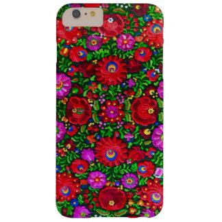 Ungersk design för Folk konst Barely There iPhone 6 Plus Fodral