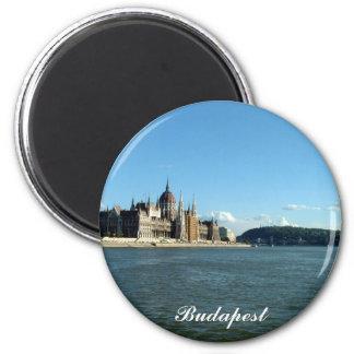 Ungersk parlament och Danuben Magnet
