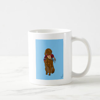 Ungerska Vizsla Kaffemugg