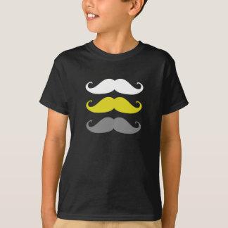 UngeT-tröja - tre Moustaches Tee