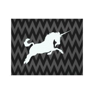 unicorn canvastryck