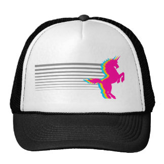 Unicorn för vintage för Corey tiger80-tal Retro Keps