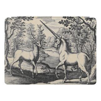 Unicorn i skogen iPad pro skydd