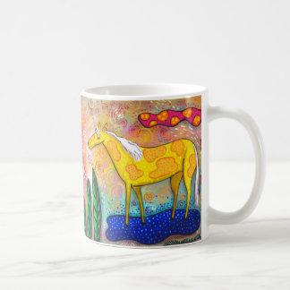 Unicorn + Mugg för himmelhästkaffe