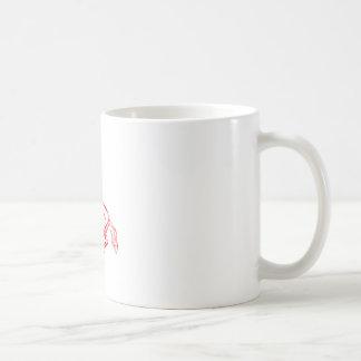 Unicorn Ragwork Kaffemugg