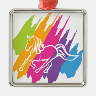 Unicorn Spash Julgransprydnad Metall