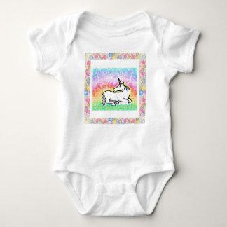 UnicornbabyRomper T-shirt