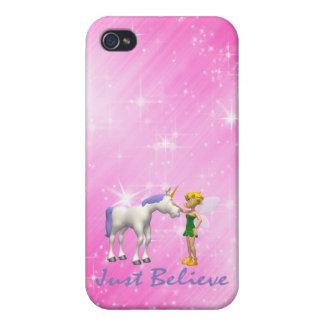 Unicornen & felikt tror precis iPhone 4 skal