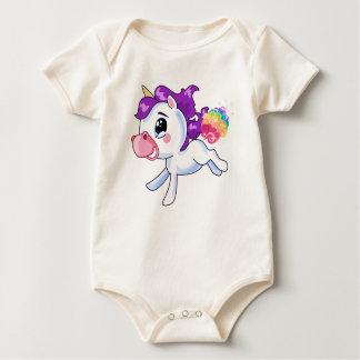 Unicornfisar Bodies För Bebisar
