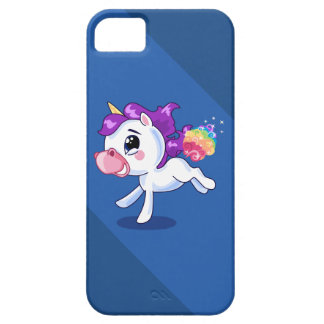 Unicornfisar iPhone 5 Skydd