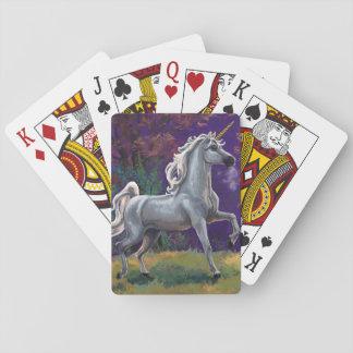 Unicornglänta Kortlek