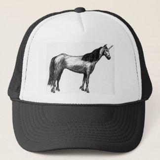Unicornhatt Truckerkeps