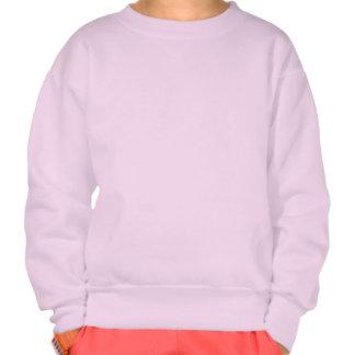Unicornkramar - rosor sweatshirt