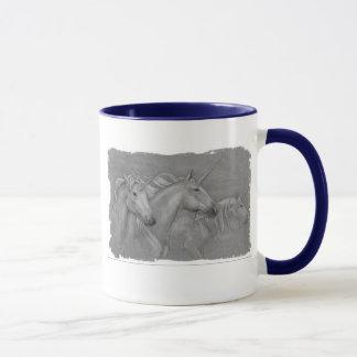 Unicorns Mugg