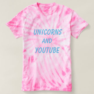 UnICORNS OCH YOUTUBE Tee