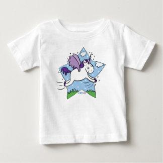Unicornstjärna T Shirts