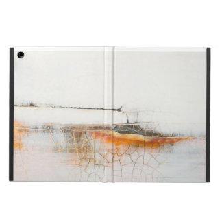 Unik abstrakt konst knastrar ytadesign iPad air skydd