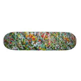 Unik gåva - Skateboard med idérik design