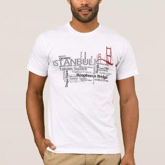 Unik İstanbul skjorta Tee Shirts