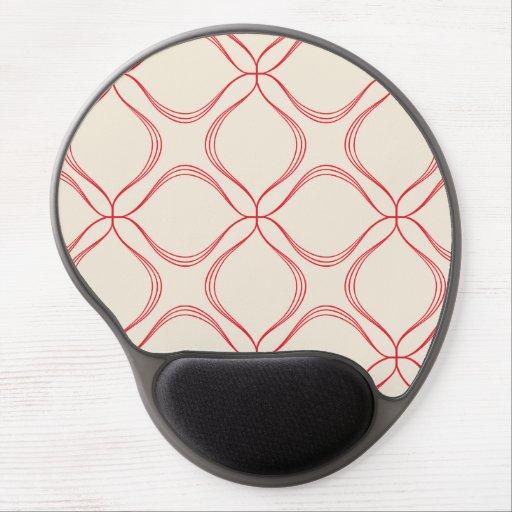 Unik mönsterGel Mousepad Gelé Musmatta