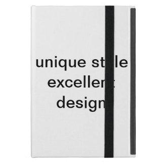 unik stilpowiscase iPad mini skal