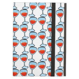 UNIKT mönsterexponeringsglas av viniPadfodral Fodral För iPad Air