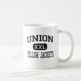 Union - gult klår upp - kick - union kaffemugg