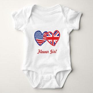 Union Jack/USA Tee Shirt