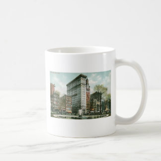 Union kvadrerar, New York Kaffemugg