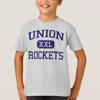 Union - raket - högstadium - Modoc Indiana Tröja