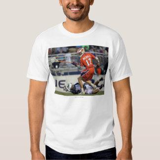 UNIONDALE NY - AUGUSTI 13:  Brodie Merrill #17 Tshirts