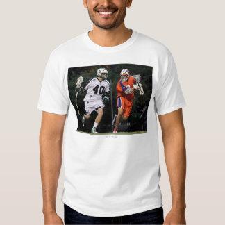 UNIONDALE NY - AUGUSTI 13:  Matt Danowski #40 3 Tee Shirt