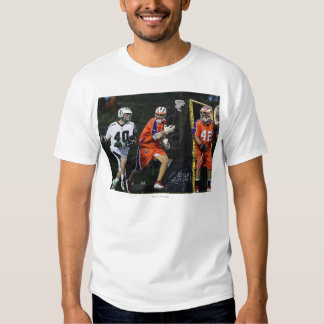 UNIONDALE NY - AUGUSTI 13:  Matt Danowski #40 7 T Shirt