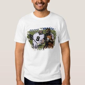 UNIONDALE NY - JULI 28:  Tim Goettelmann #9 T-shirt