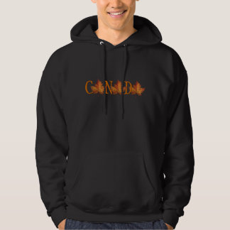 Unisex- Kanada för Kanada souvenirHoodie tröja