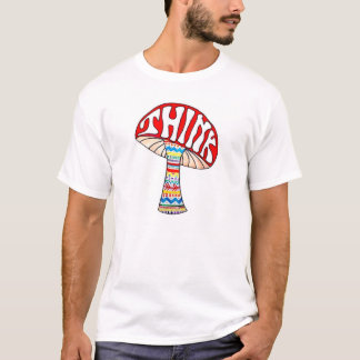 Unisex- tänkaT-tröja vid Megaflora Tee Shirt