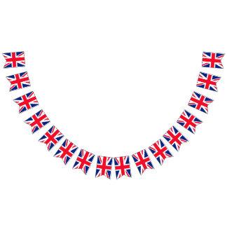 United Kingdom brittisk facklig jack Vimplar