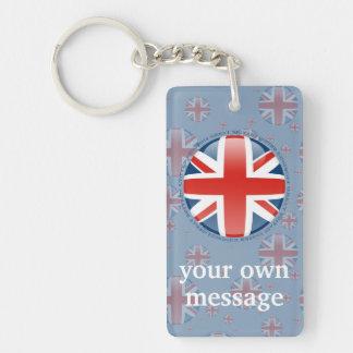 United Kingdom bubblar flagga