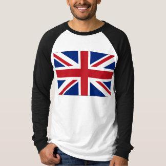United Kingdom flagga T Shirts
